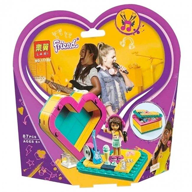 لگو فرندز Friends مدل جعبه جواهر کد 11189