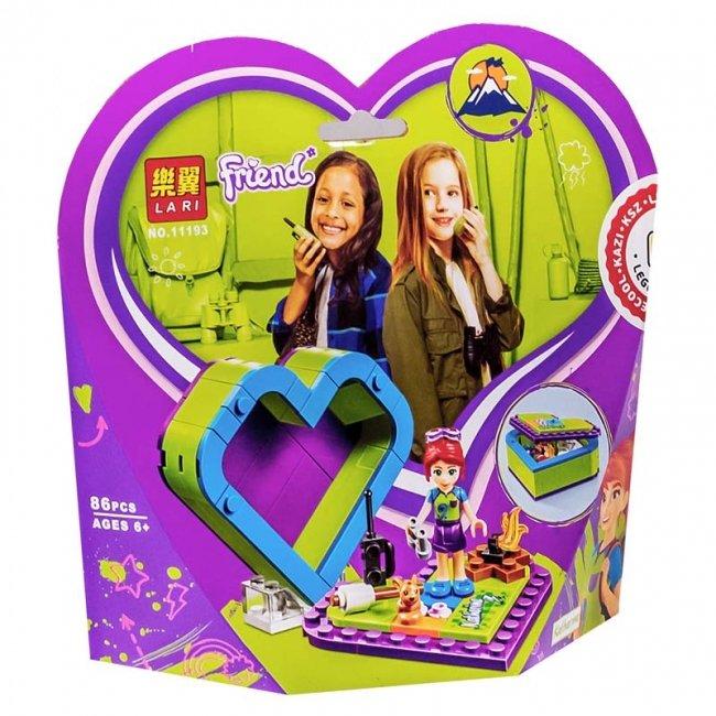 لگو فرندز Friends مدل جعبه جواهر کد 11193