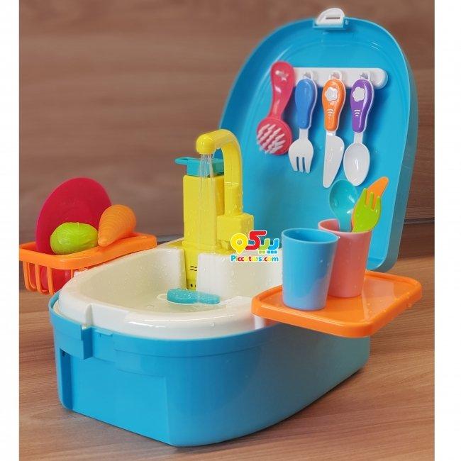اسباب بازی سینک ظرفشویی طرح LOL کد 678308B