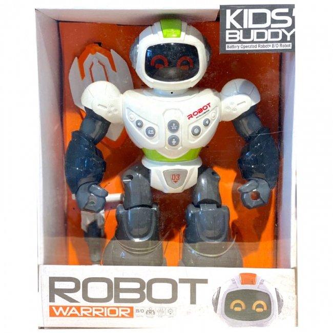 ربات اسباب بازی هوشمند سبز کد 606