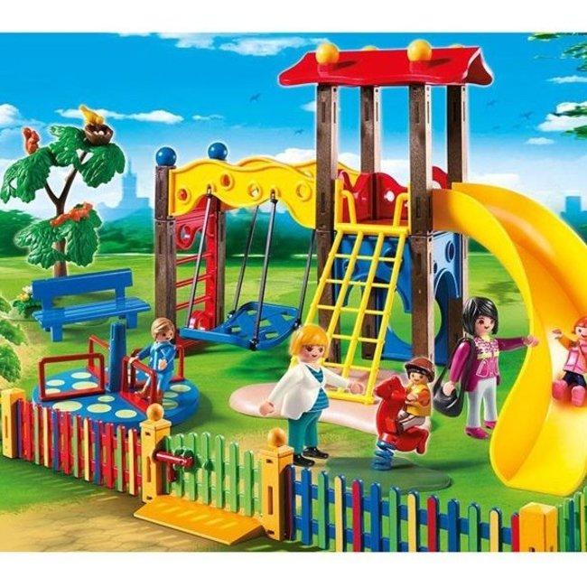 پارک بازی پلي موبيل مدل children's play ground 5568