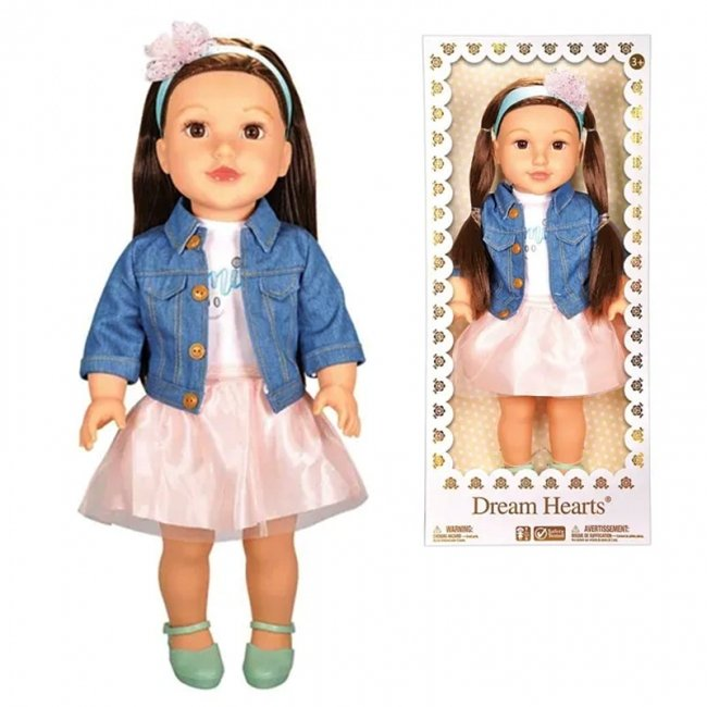 عروسک دخترانه بزرگ لوتوس کد 1869739