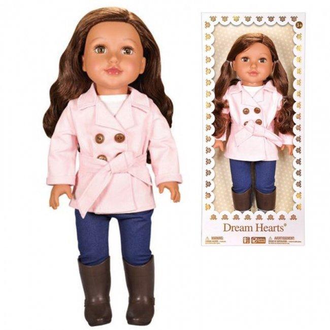 عروسک دخترانه بزرگ لوتوس کد 1869744