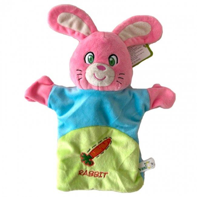 عروسک نمایشی خرگوش کد 100176