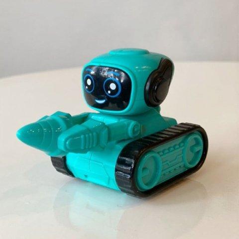 اسباب بازی ماشین قدرتی طرح ربات فیروزه ی کد 89911d
