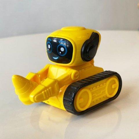 اسباب بازی ماشین قدرتی طرح ربات زرد کد 89911d