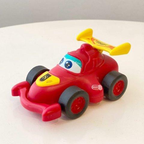 اسباب بازی ماشین قدرتی مسابقه ای قرمز کد 89913d