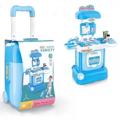 ست اسباب بازی پزشکی چمدانی کد W806A