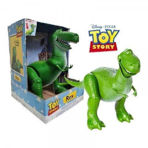 عروسک دایناسور رکس سخنگو کد 48872