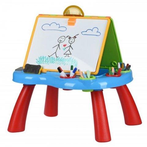 تخته نقاشی دو طرفه کودک کد 8805