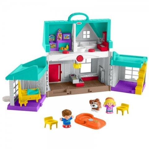 خانه عروسک بزرگ موزیکال Fisher Price کد M42