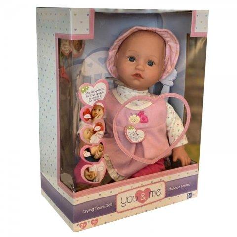 عروسک دخترانه سخنگو کد 35113