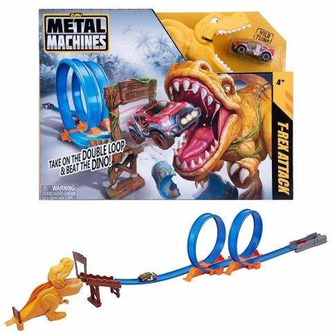 اسباب بازی ریسینگ مدل دایناسور کد 6702