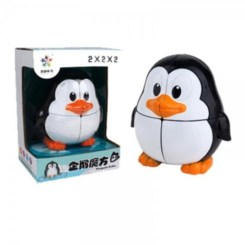 جورچین حیوانات مکعبی طرح پنگوئن کد 1627