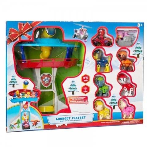 اسباب بازی برج مراقبت سگهای نگهبان کد 1014
