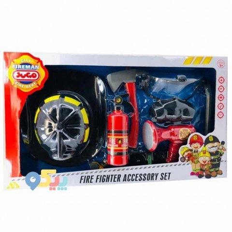 اسباب بازی ست آتشنشانی کد 6121