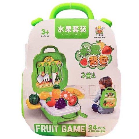 اسباب بازی برش میوه کیفی کد 30306