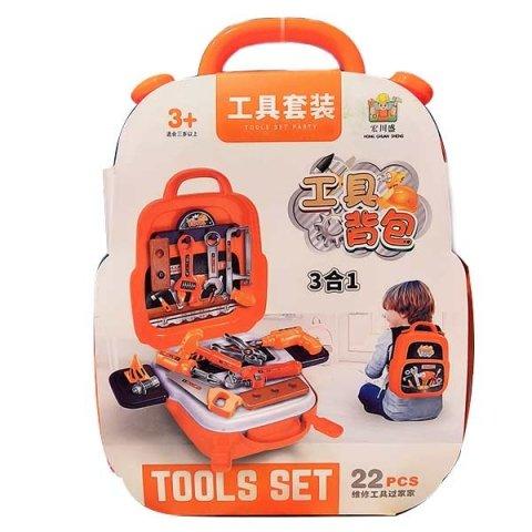 اسباب بازی میز ابزار کیفی کد 30306