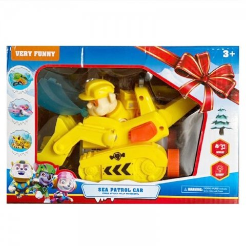 اسباب بازی سگهای نگهبان مدل رابل کد 10160