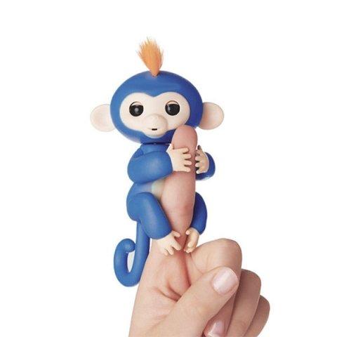 اسباب بازی ربات میمون آبی پررنگ کد 777637