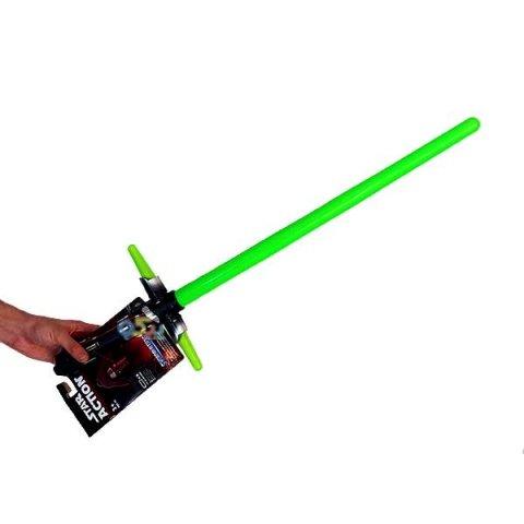 شمشیر نوری جنگ ستارگان رنگ سبز کد wd766