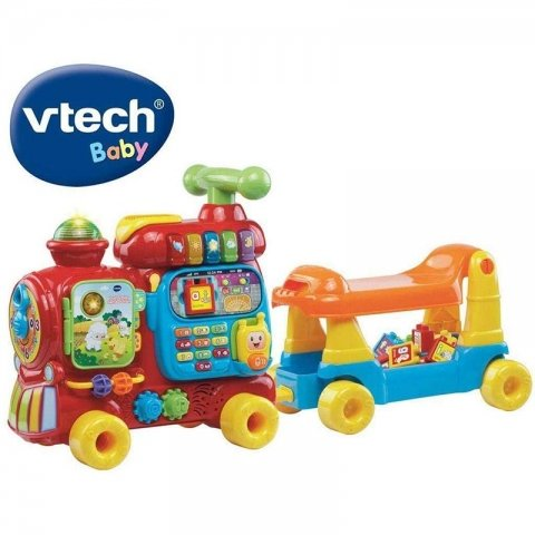 واکر کودک چند کاره وی تک vtech طرح قطار کد 181903