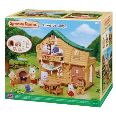 خانه عروسک جنگلی sylvanian families کد 5451
