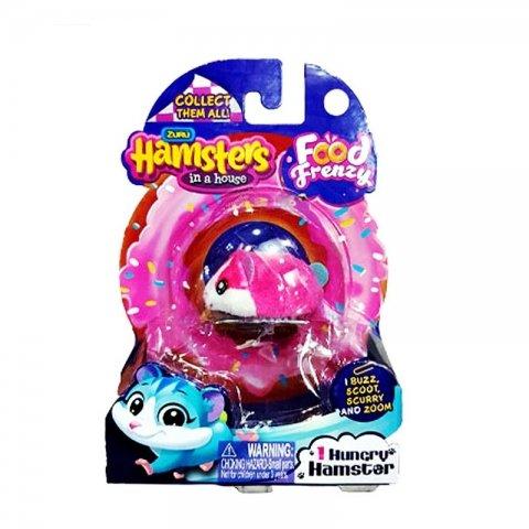 اسباب بازی همستر زورو صورتیzuru hamster  کد 5114