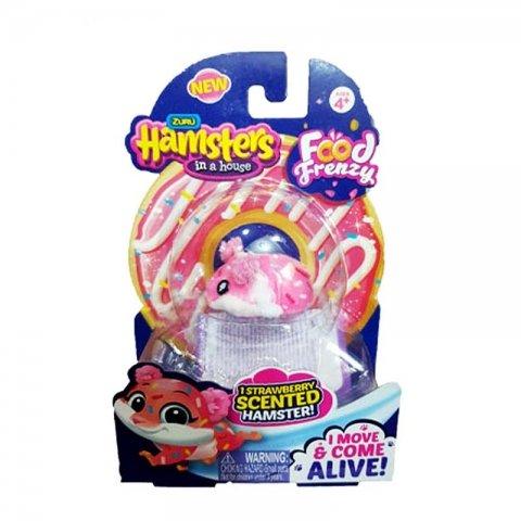 اسباب بازی همستر زورو صورتی zuru hamster  کد 5125