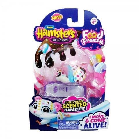 اسباب بازی همستر زورو خال خالی zuru hamster  کد 5125
