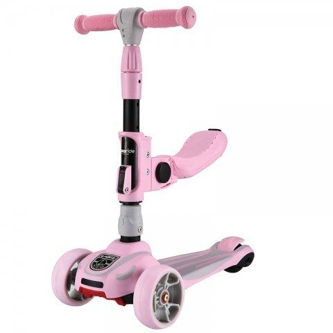 اسکوتر کودک کیکابو roadster رنگ صورتی کد 31006010086