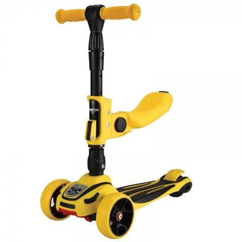 اسکوتر کودک کیکابو roadster رنگ زرد کد 31006010085