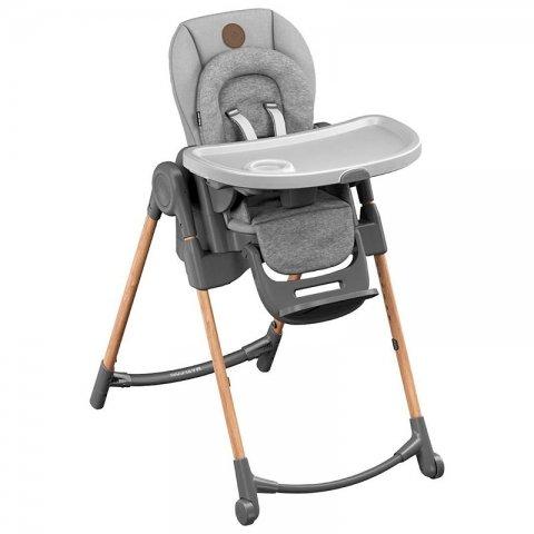 صندلی غذا مکسی کوزی مدل  Minla Grey کد 2713050110