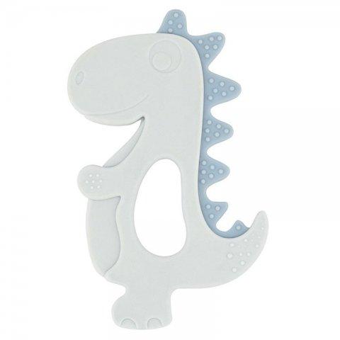 دندانگیر نوزاد کیکابو طرح دایناسور آبی کد 31303020028