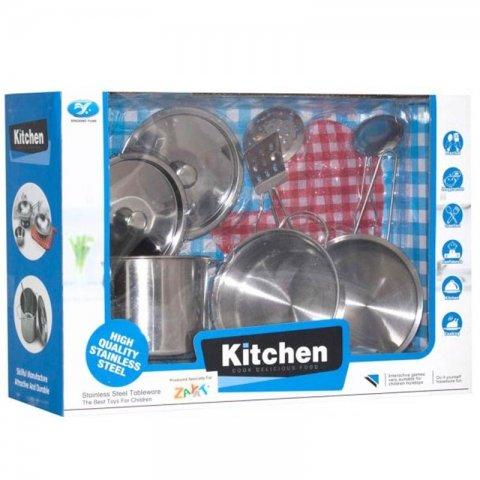 وسایل آشپزخانه اسباب بازی کد 1181