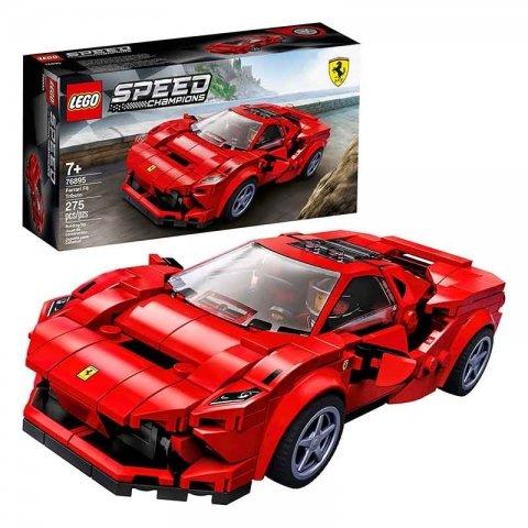 لگو فراری سری speed champion کد 76895