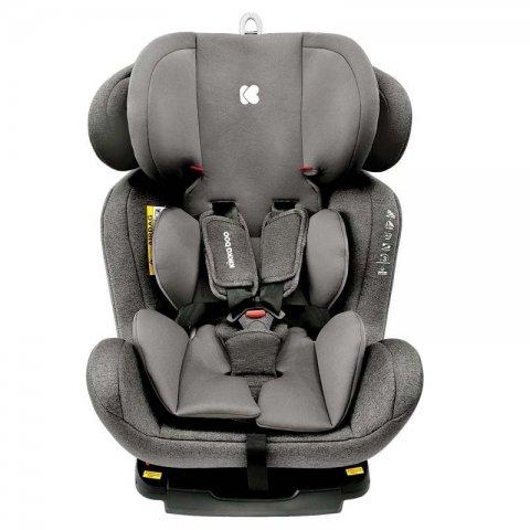 صندلی ماشین کودک KIKKA BOO مدل 4safe رنگ خاکستری