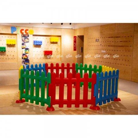 پارک حفاظ کودک 8 ضلعی مدل 50178