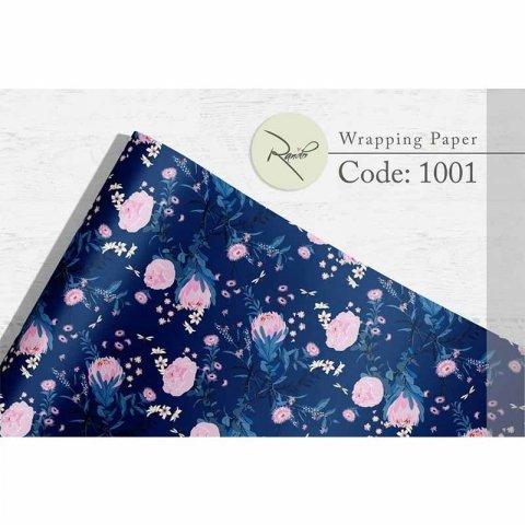 کاغذ کادو یک رو کد 1001