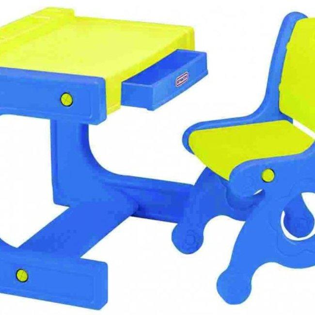 میز و صندلی تحریر یک نفره مدل پرنسسPIC-7005haenim