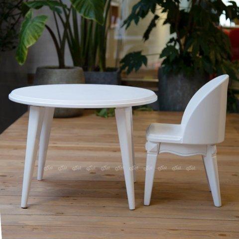 میز کودک چوبی مدل 3750008