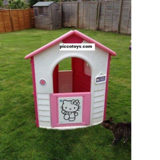 کلبه کیتی  کوچک  PIC-4001  Hello Kitty