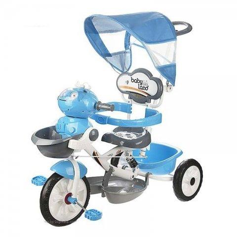 سه چرخه بیبی لند مدل Robot T-402