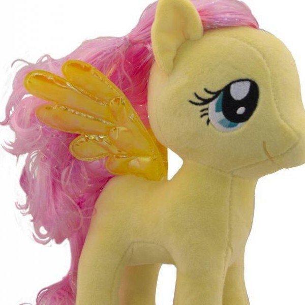 عروسک اسب پونی زرد برند hasbro کد 650113