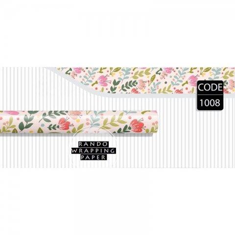 کاغذ کادو یک رو کد 1008