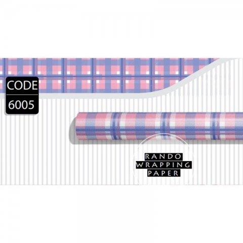 کاغذ کادو یک رو کد 6005