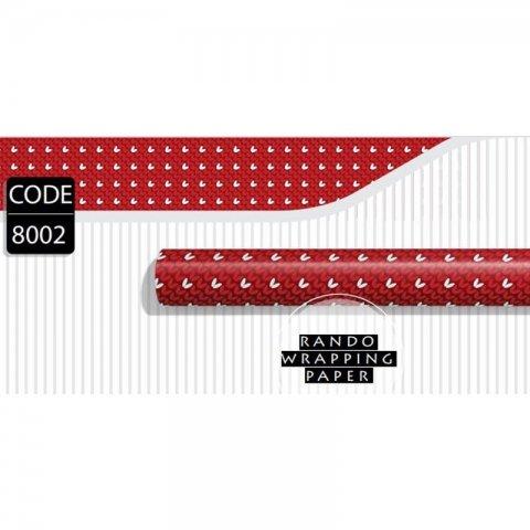 کاغذ کادو یک رو کد 8002
