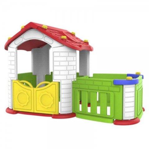 کلبه کودک به همراه پارک حفاظ کد 802