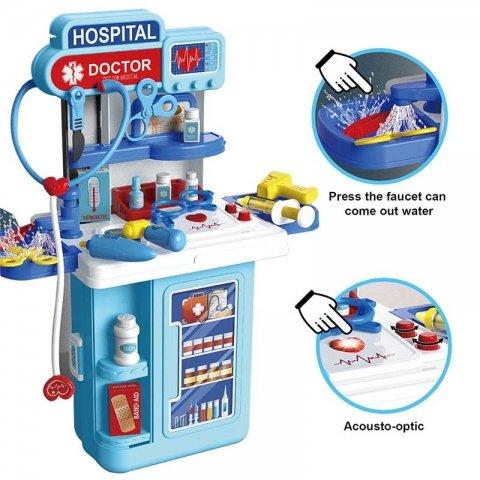 اسباب بازی پزشکی طرح چمدان کد 8390P