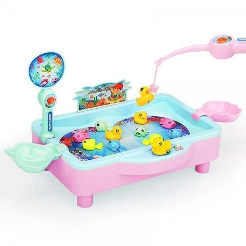 اسباب بازی ماهیگیری با حوضچه آبی کد 381